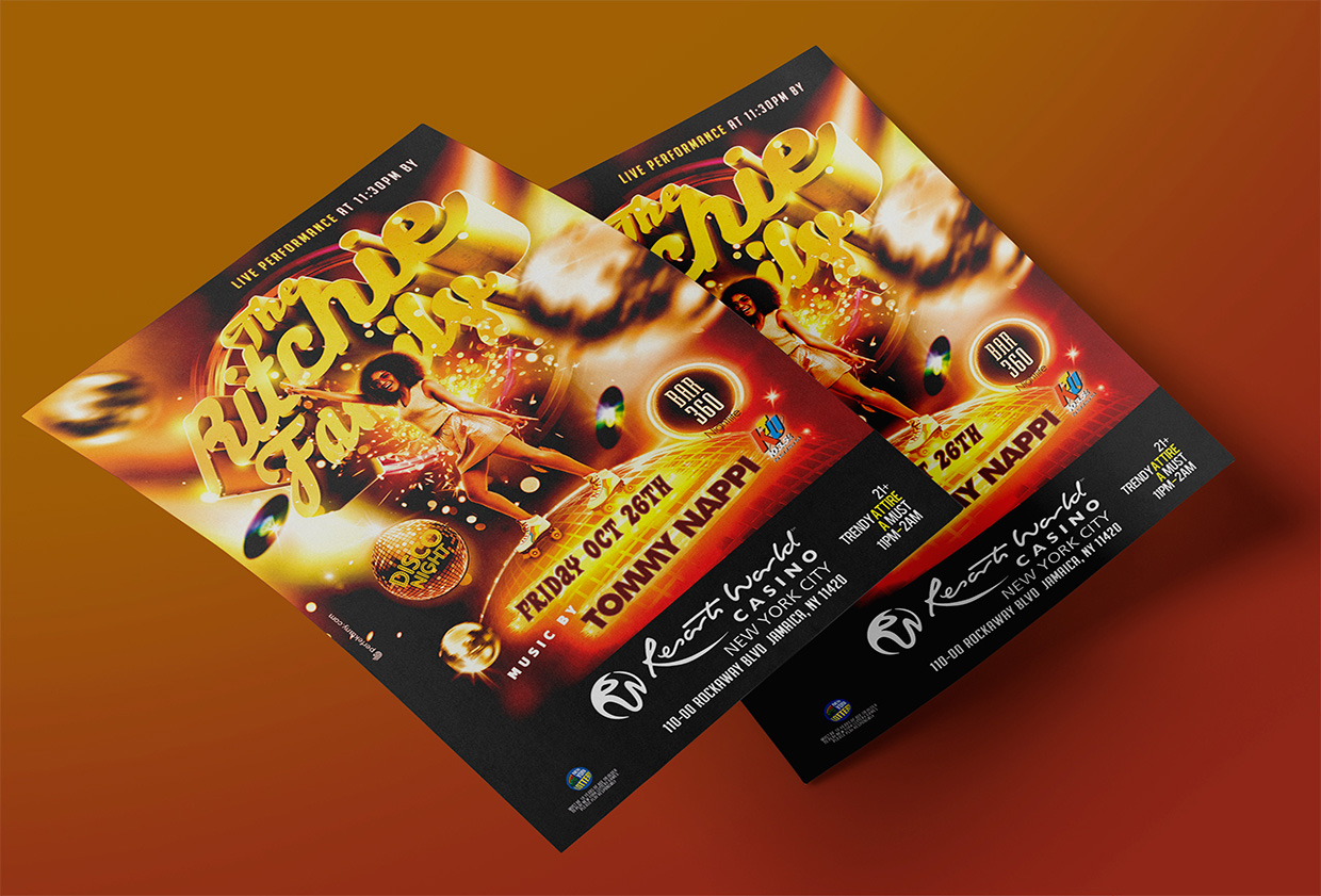 Flyer_design_disco_style